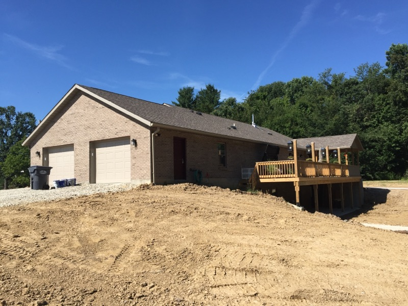 recent and in progress post frame homes by burdette builders